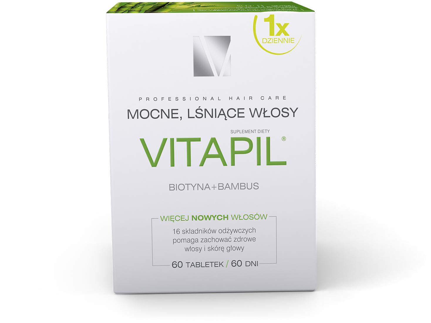 Znalezione obrazy dla zapytania vitapil