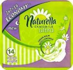 Naturella Ultra night Cienkie x 14