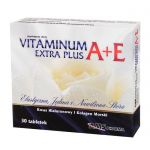 VITAMINUM A+E EXTRA PLUS 30 TABLETEK