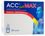 ACC Hot Max 200mg 20 saszetek import równoległy