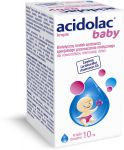 Acidolac Baby krople dostne 10 ml