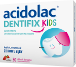 Acidolac Dentifix Kids 30 tabl. do ssania