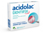 Acidolac Dentifix 30 tabl. do ssania