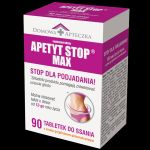 Apetyt Stop Max 90 tabl. do ssania