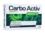 Carbo Activ 200mg 20 kaps.