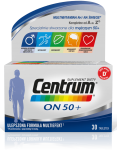 Centrum On 50+ 30 tabl.