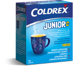 Coldrex Junior C 300mg+5mg+20mg 10 saszetek