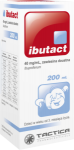 Ibutact 40 mg/ml zawiesina doustna 200 ml