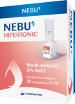 Nebu Hipertonic 3% roztwór do inh. 30 amp. a 50 ml