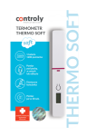 Termometr Controly Thermo Soft KFT-06 1 szt.